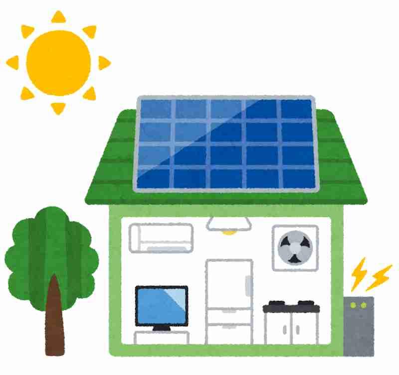 太陽光発電の売電・補助金を申請しないセキスイハイム